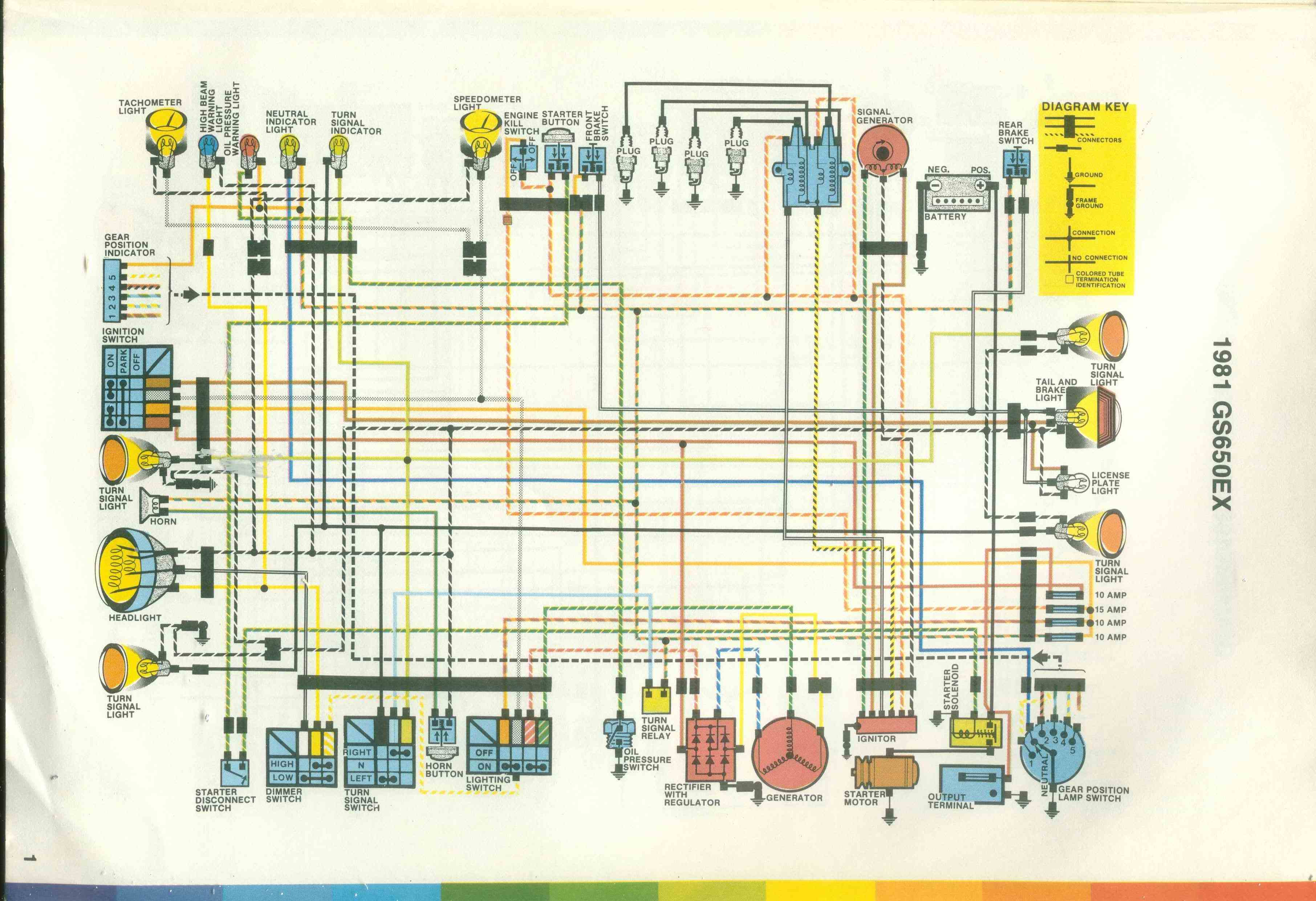 Suzuki Lt 125 Wiring Diagram Libraries Gs450 Diagrams Scematichow To Gs650 U201cfrom Scratch