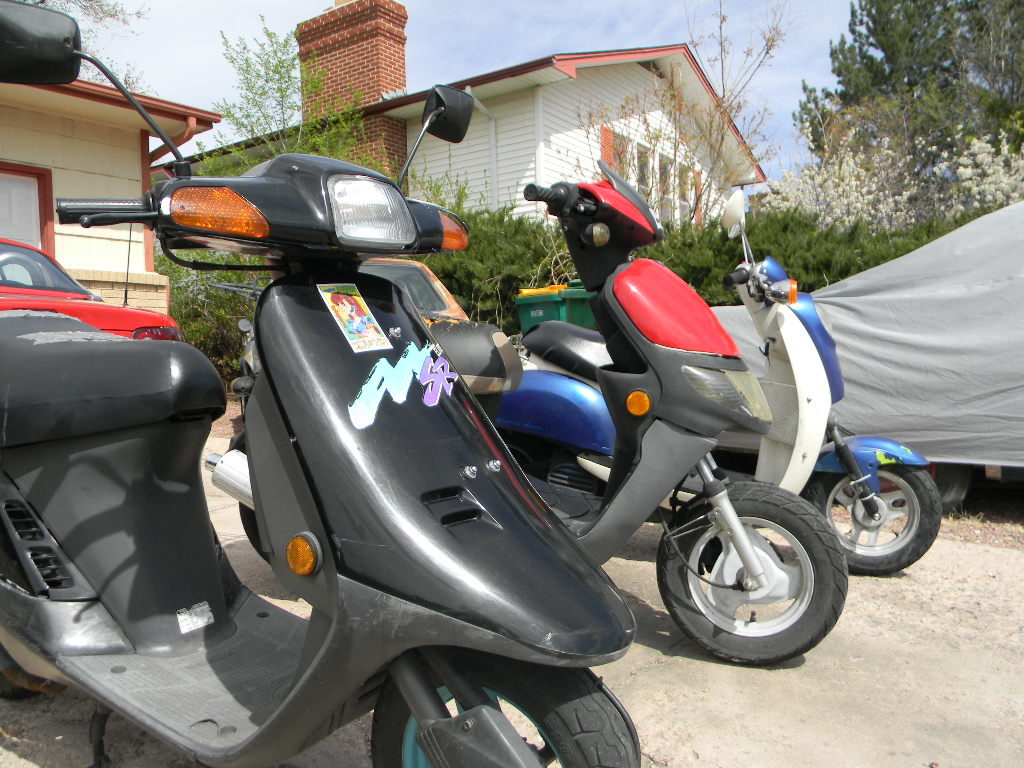 Used Scooter Buyer S Guide Chinese Scoots Vs Japanese Scoots Moto2n Colorado Springs Denver