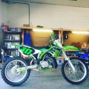 I got to work on some cool bikes. Shout out to C&R Cycles, 5th Gear Moto, and Ripper's Roost.